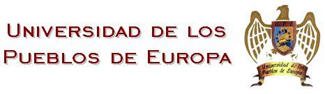 U.P.E. Universidad de los Pueblos de Europa